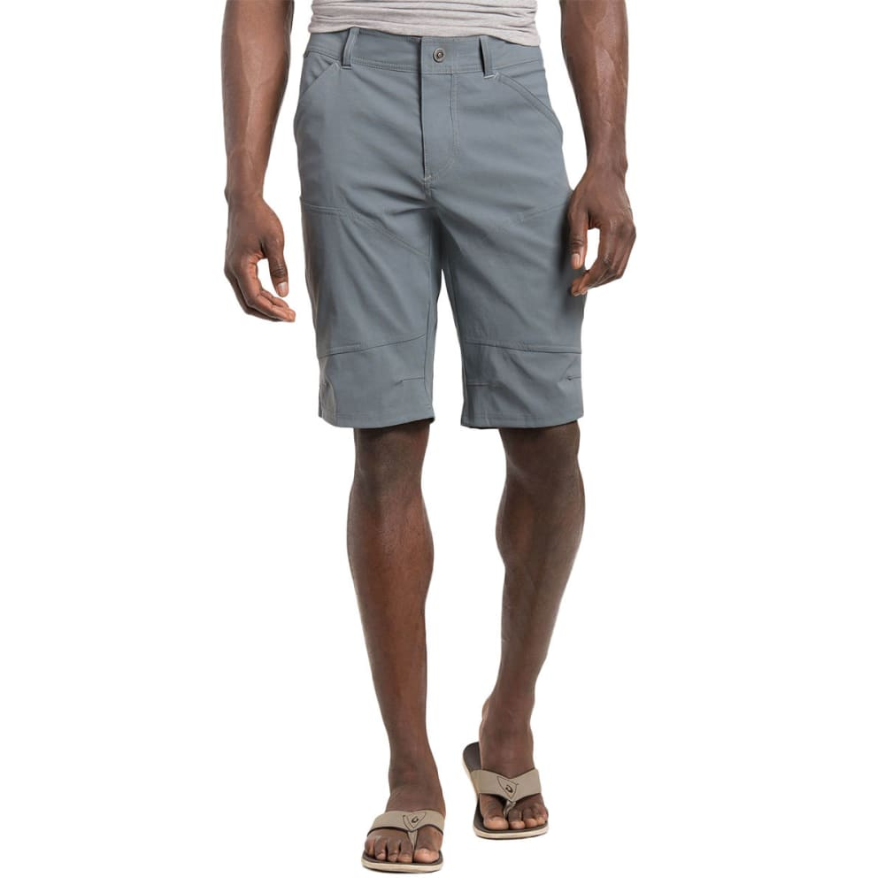 KÃœHL Men's Renegade Shorts, 10 IN. - PEWTER