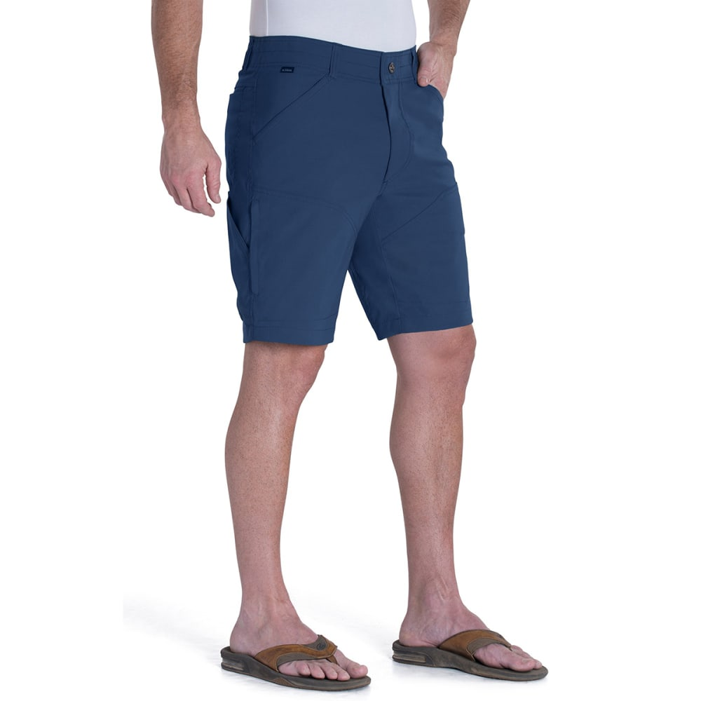 KÃœHL Men's Renegade Shorts, 10 IN.  - MTBL-METAL BLUE