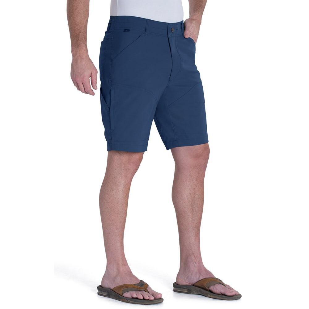KÃœHL Men's Renegade Shorts, 10 IN. - MTBL-METAL BLUE