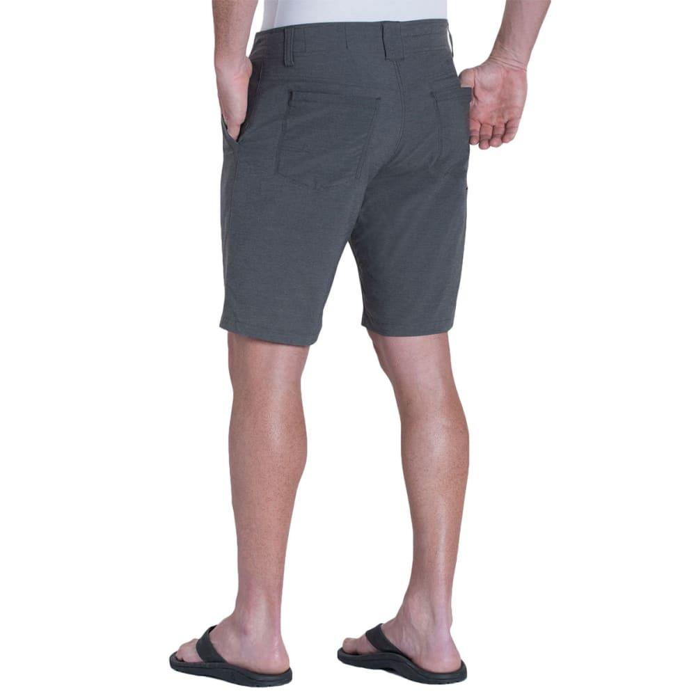 KUHL Men's Shift Amfib Shorts, 12 IN. - CARBON
