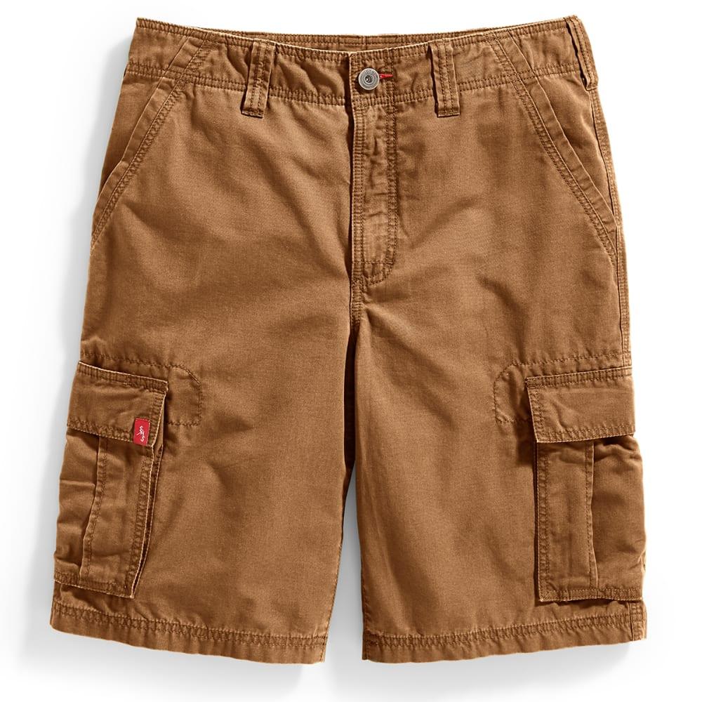 EMS Men's Dockworker Cargo Shorts - RUBBER