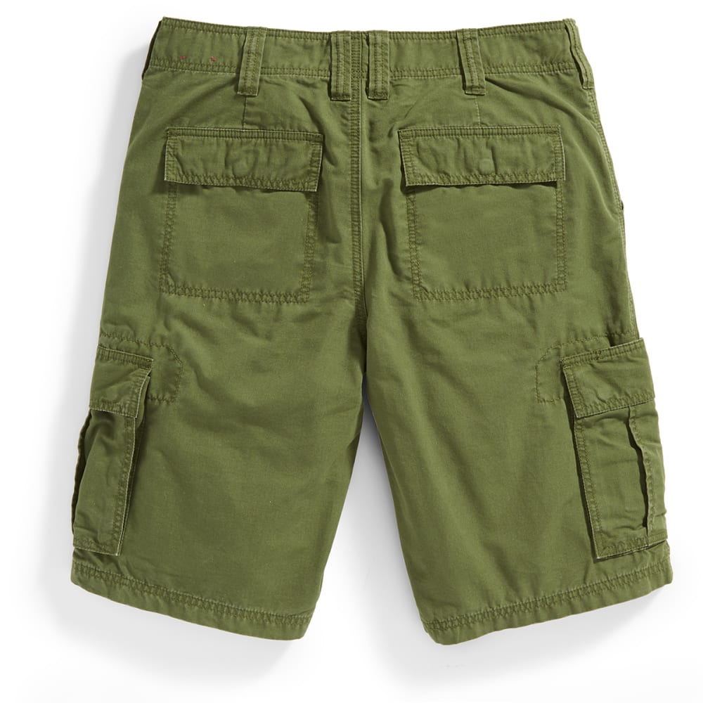 EMS Men's Dockworker Cargo Shorts - RIFLE GREEN