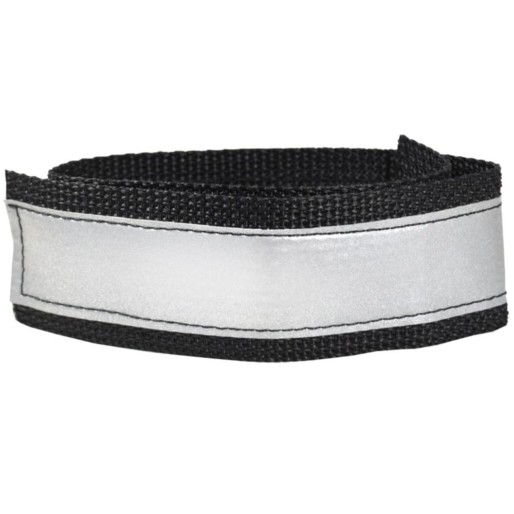 SEATTLE SPORTS Reflective Scotchlite® Ankle Strap - SILVER