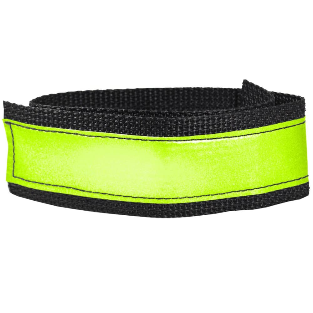 SEATTLE SPORTS Reflective Reflexite® Ankle Strap - LIME