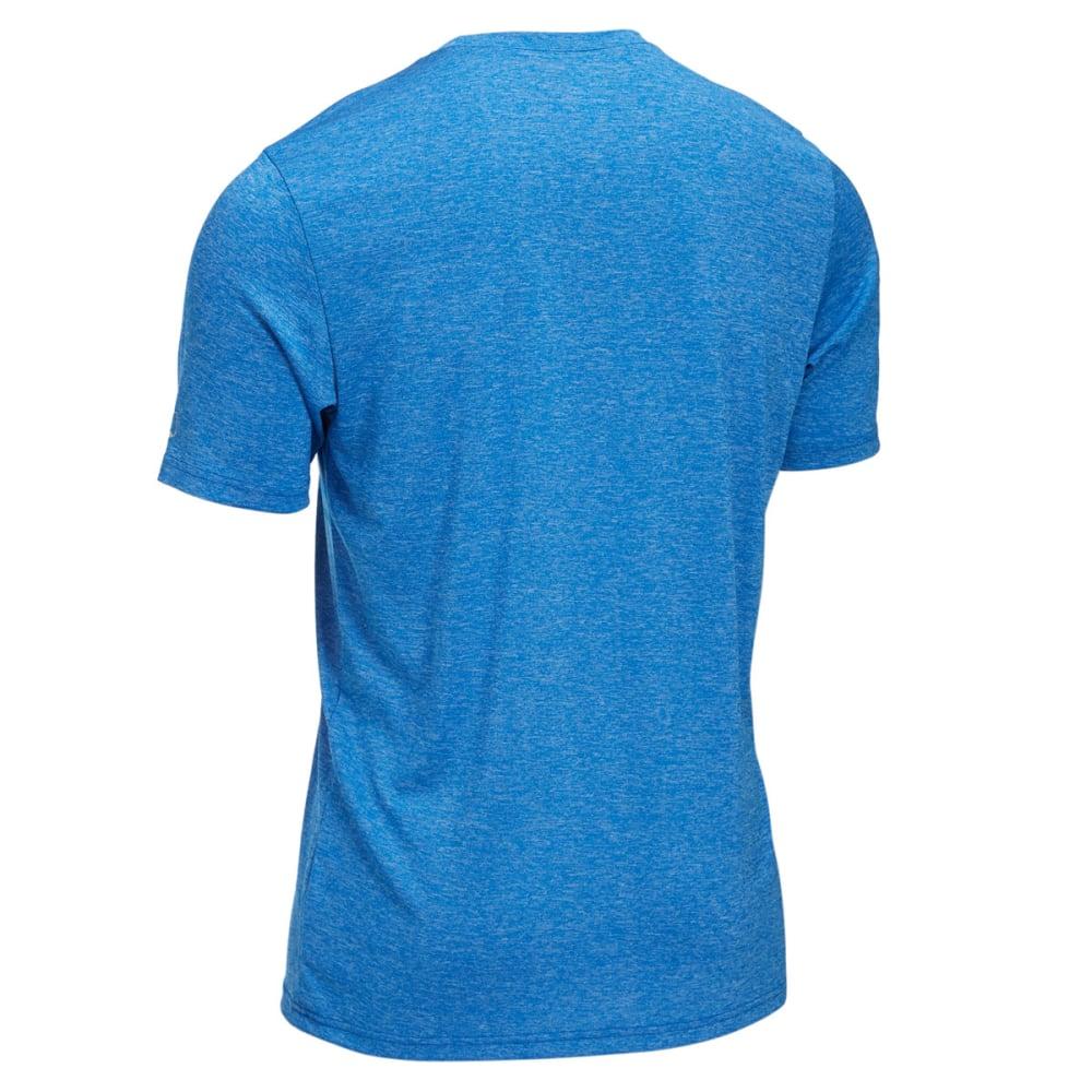 EMS Men's Techwick Airspeed Running Tee - LAPIS BLUE