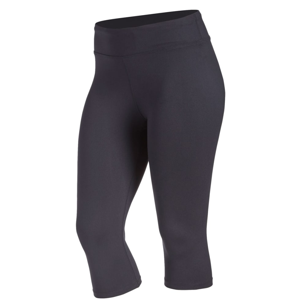 EMS® Women's Techwick® Fusion Capris - BLACK