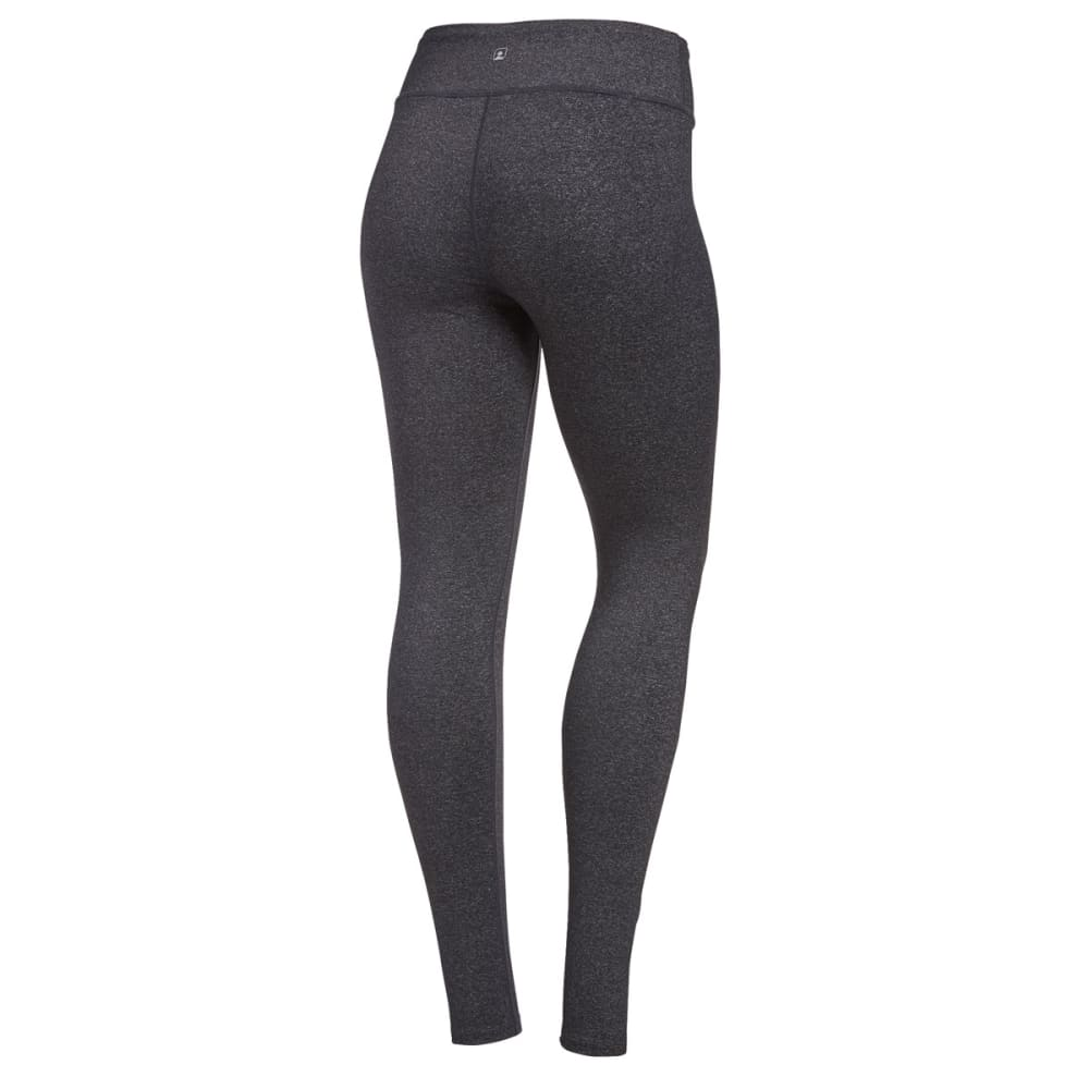 EMS Women's Techwick Fusion Leggings - DARK GREY HEATHER