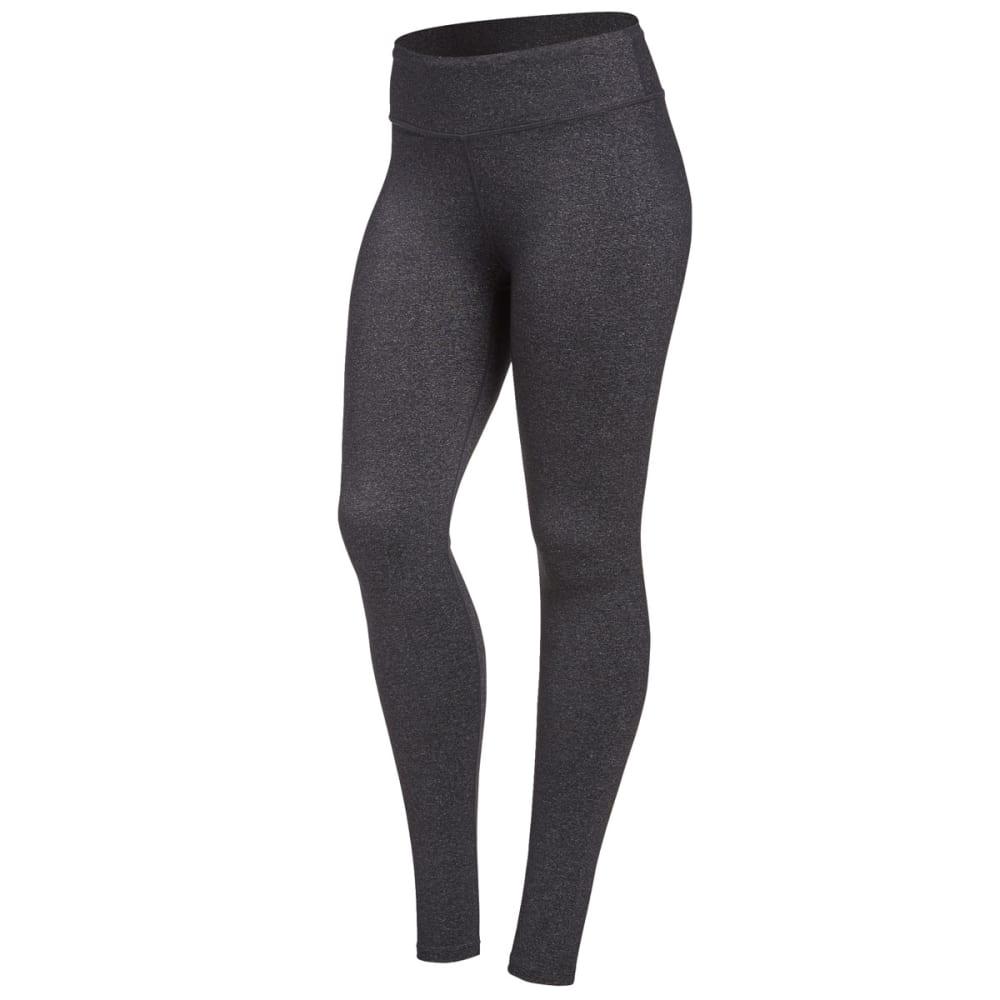 EMS® Women's Techwick® Fusion Leggings - DARK GREY HEATHER