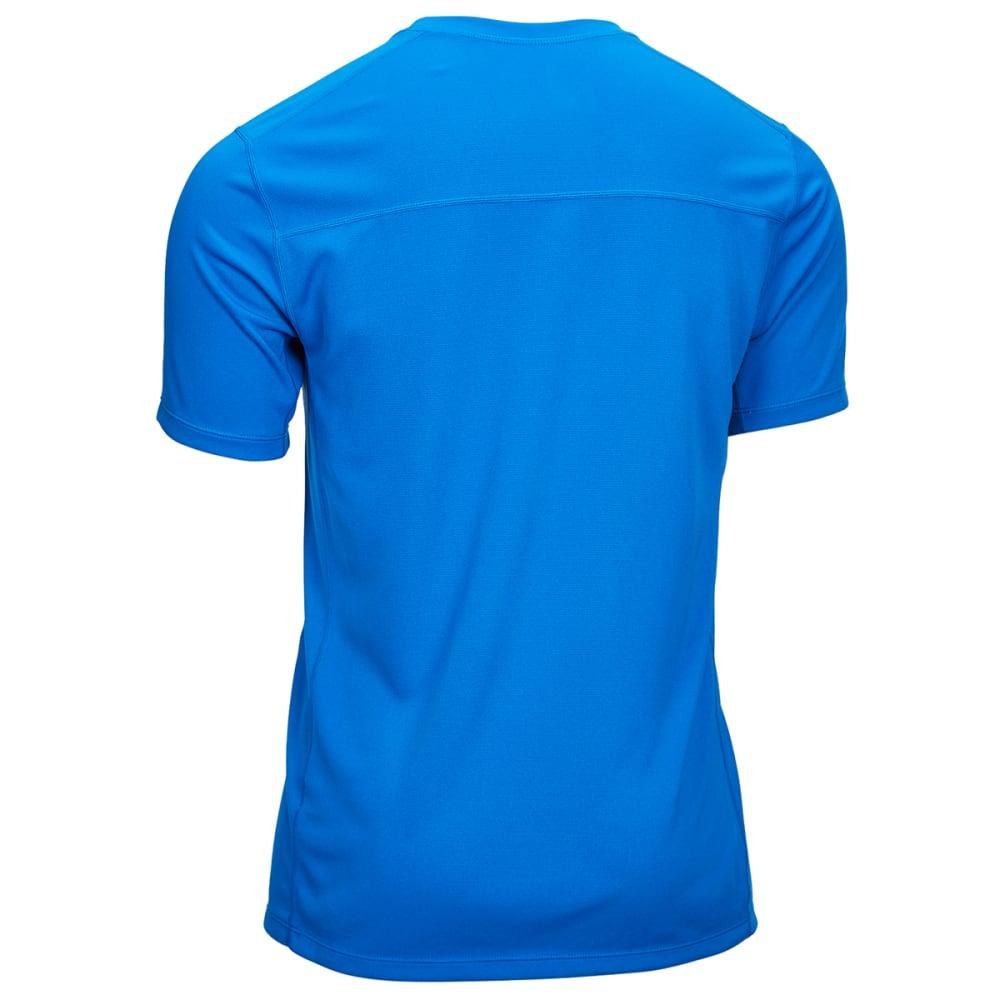 EMS® Men's Techwick® Epic Active UPF Short-Sleeve Shirt - LAPIS BLUE