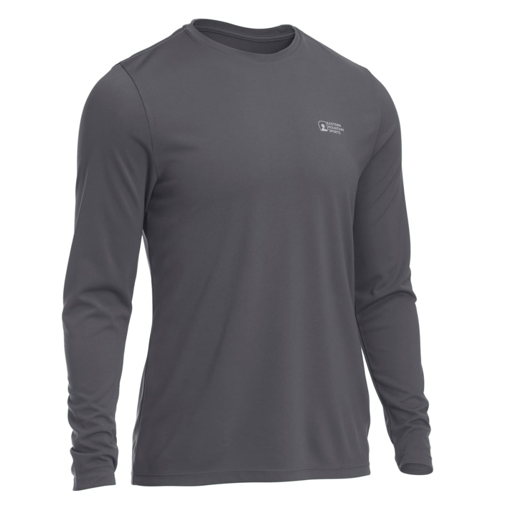 EMS Men's Techwick Epic Active Long-Sleeve Shirt - CASTLEROCK