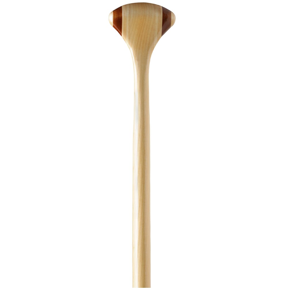 BENDING BRANCHES Java Straight Paddle with Glassed Blade - WOOD