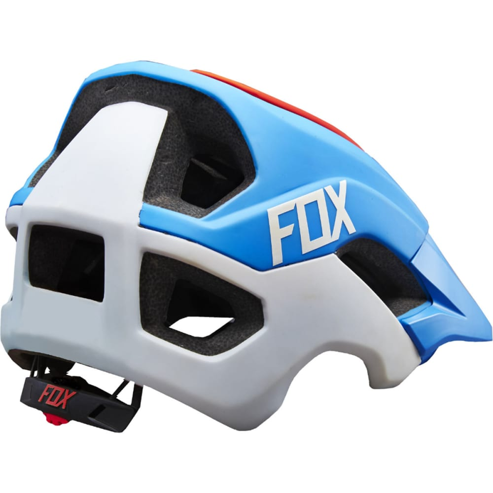FOX RACING Metah Graphics Bike Helmet - CYAN