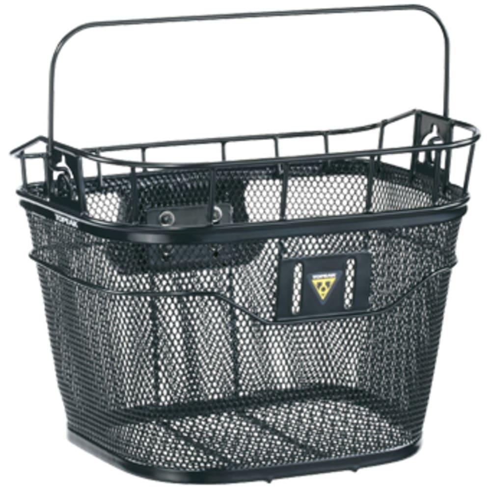 TODSON MTX Front Basket - BLACK
