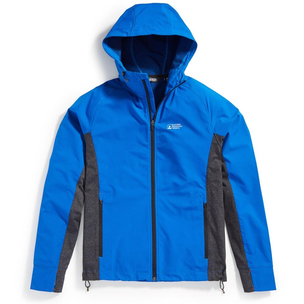 EMS® Men's Techwick® Active Hybrid Wind Jacket - LAPIS BLUE