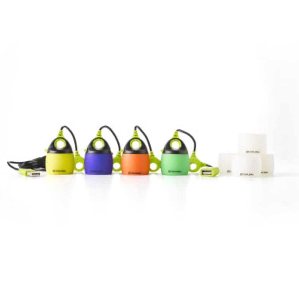 GOAL ZERO Light-A-Life Mini Quad USB Light Set - MULTI