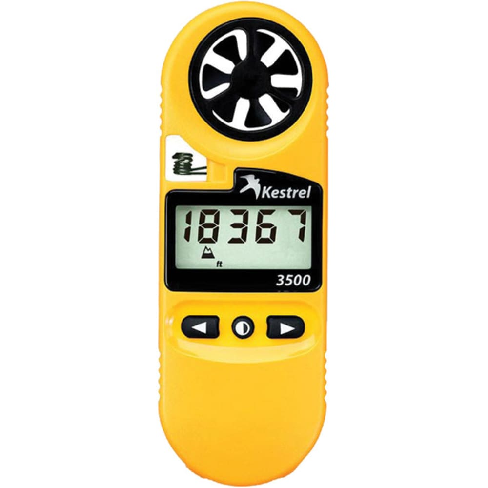 KESTREL 3500 Weather Meter - YELLOW