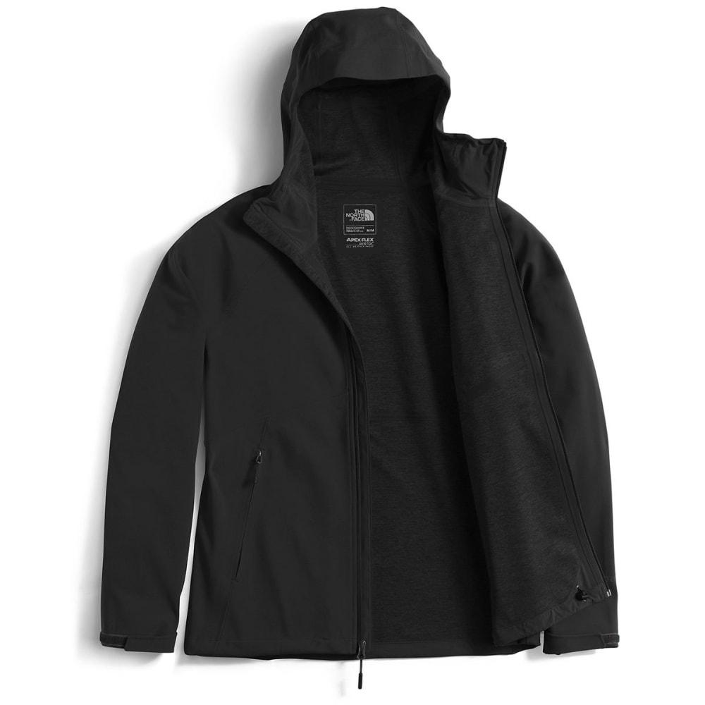 THE NORTH FACE Men's Apex Flex GTX Jacket - JK3-TNF BLACK