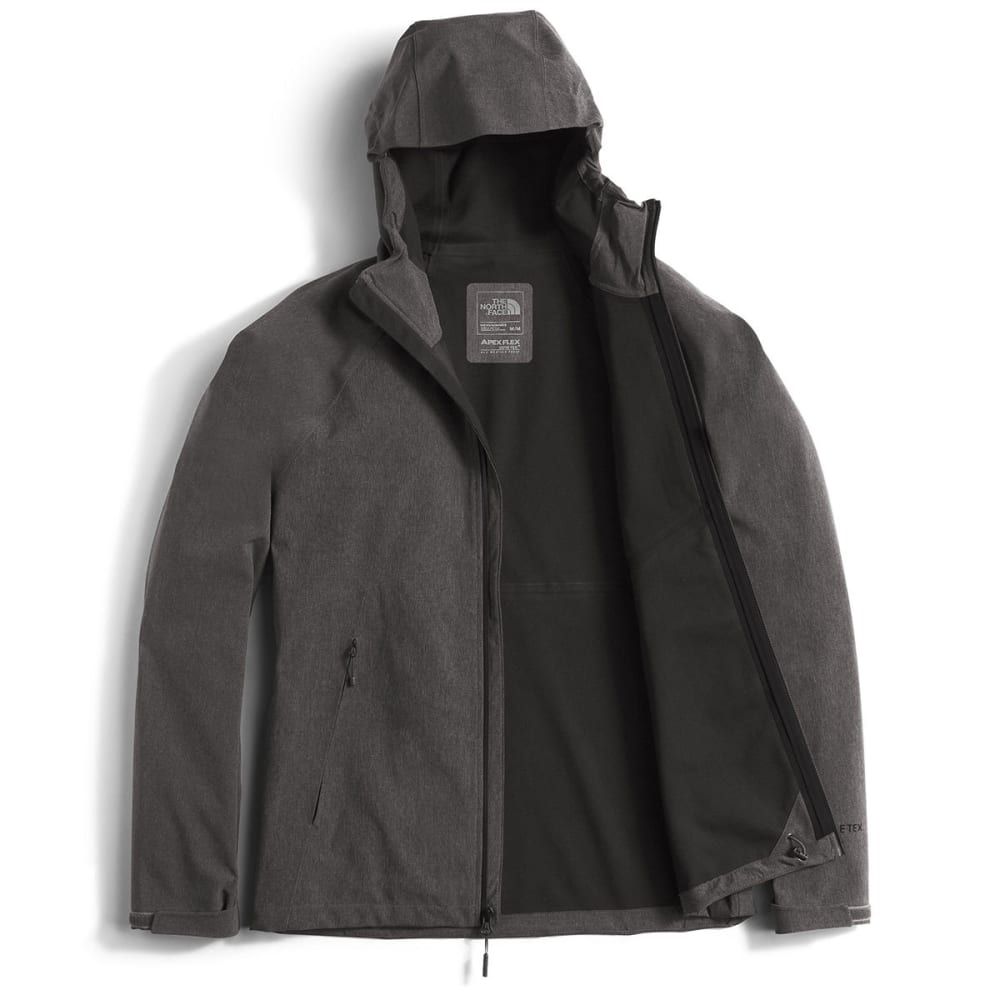THE NORTH FACE Men's Apex Flex GTX Jacket - DYZ-TNF DRK GREY HTH