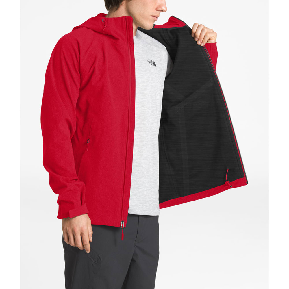 THE NORTH FACE Men's Apex Flex GTX Jacket - P3D RAGE RED