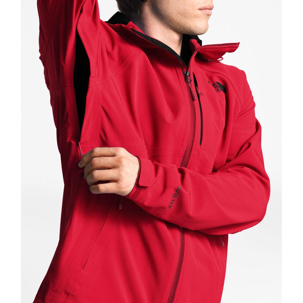 THE NORTH FACE Men's Apex Flex GTX Jacket - P3D RAGE RED