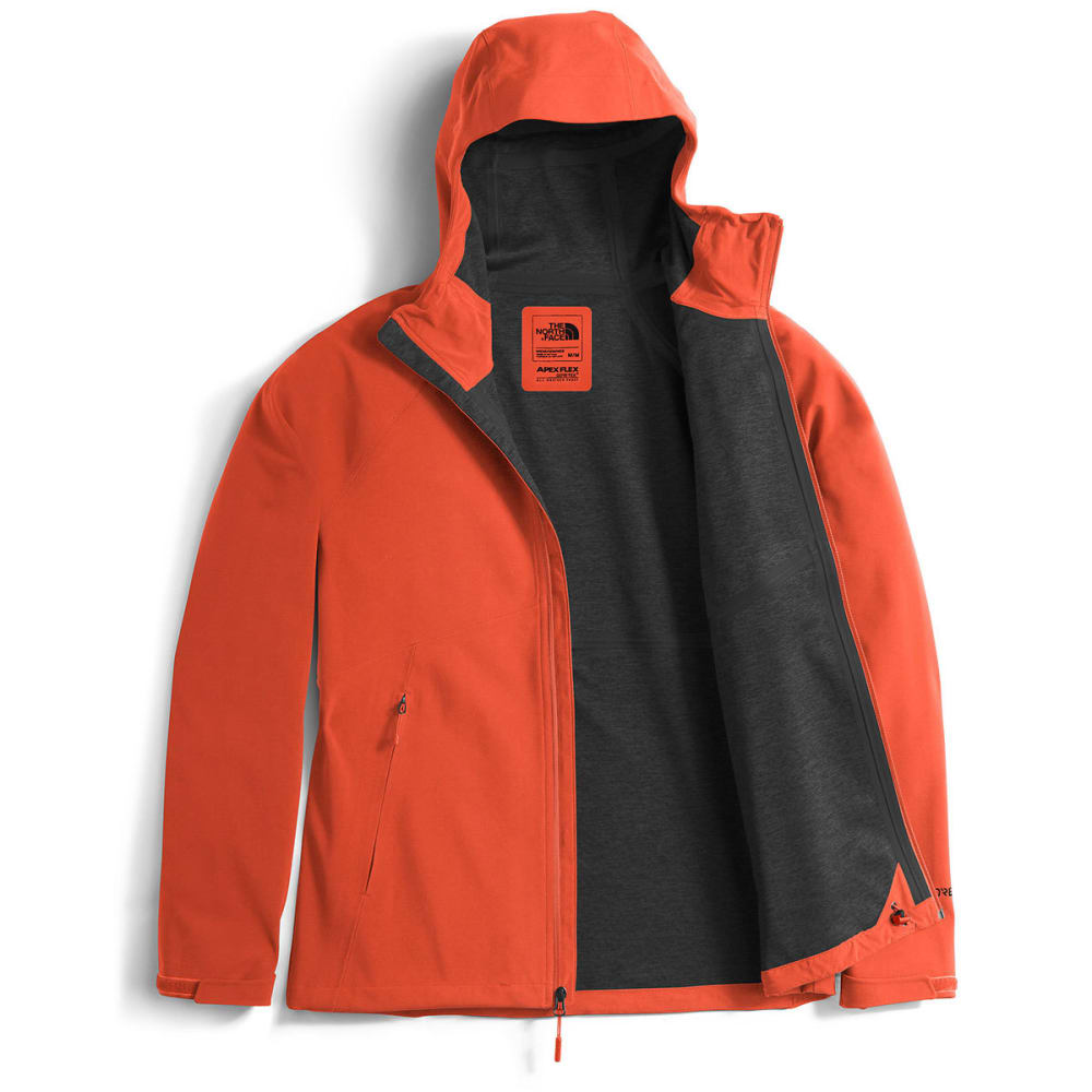 THE NORTH FACE Men's Apex Flex GTX Jacket - 870-TIBETAN ORANGE
