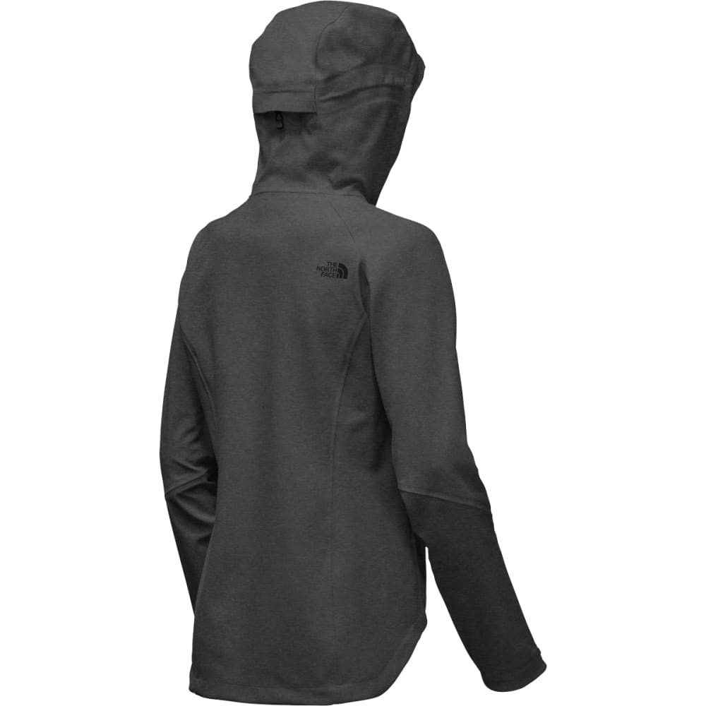 THE NORTH FACE Women's Apex Flex GTX Jacket - DYZ-TNF DK GREY HTR