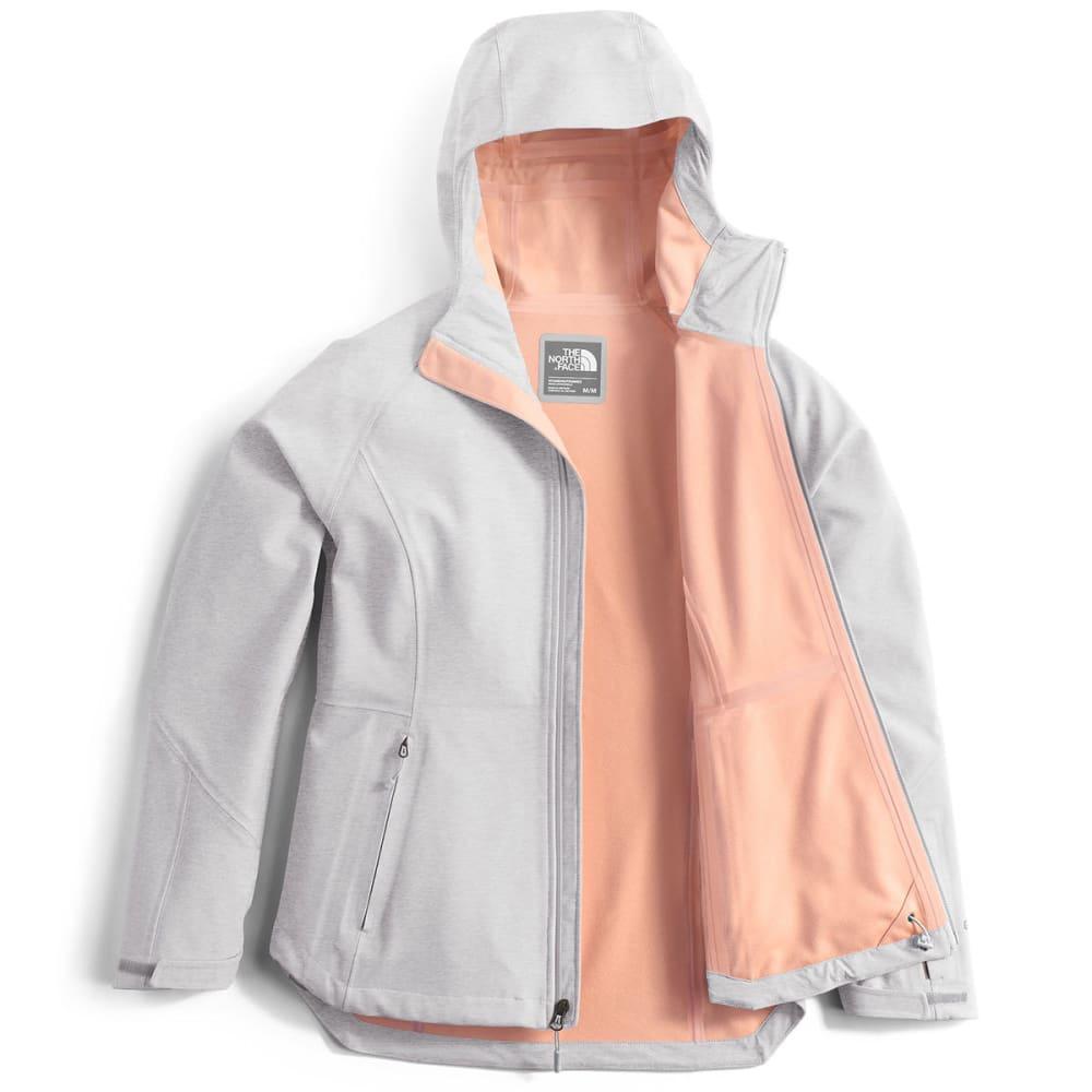 THE NORTH FACE Women's Apex Flex GTX Jacket - DYX-TNF LT GREY HTHR