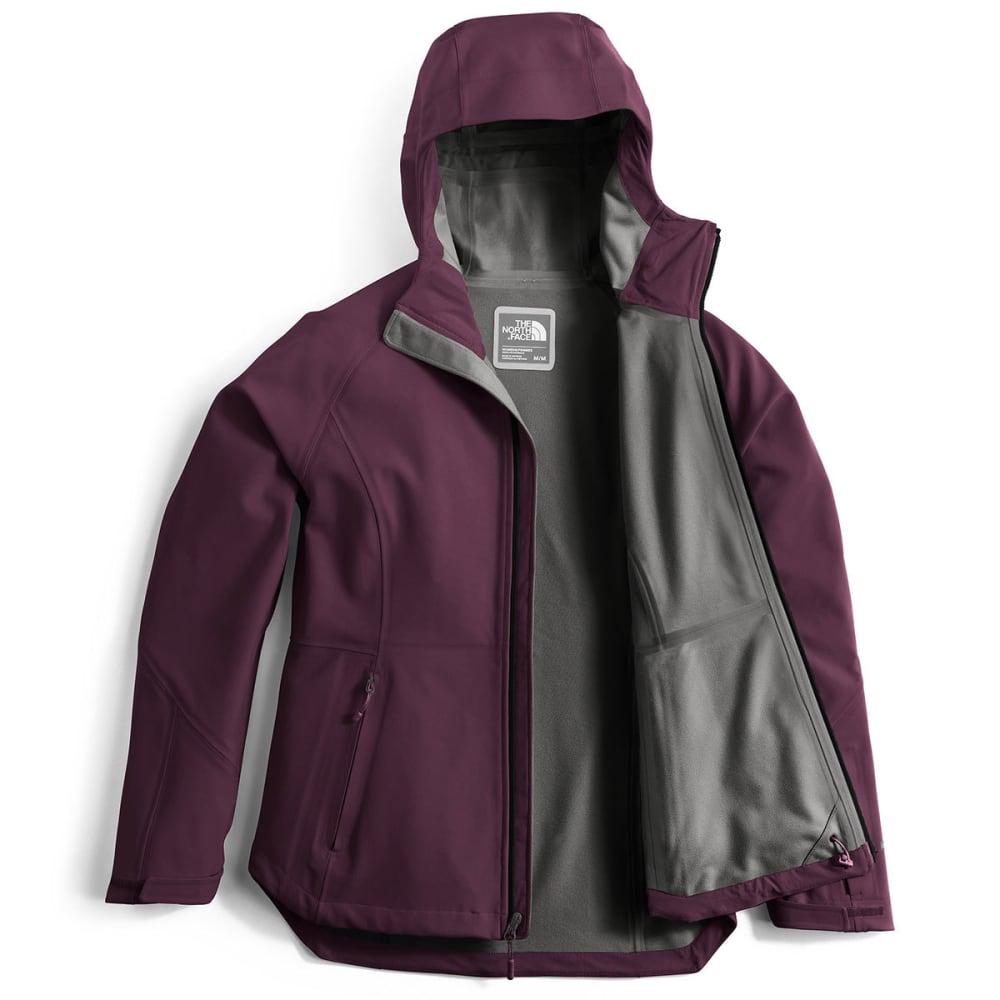 THE NORTH FACE Women's Apex Flex GTX Jacket - NXE-BLACKBERRY WINE