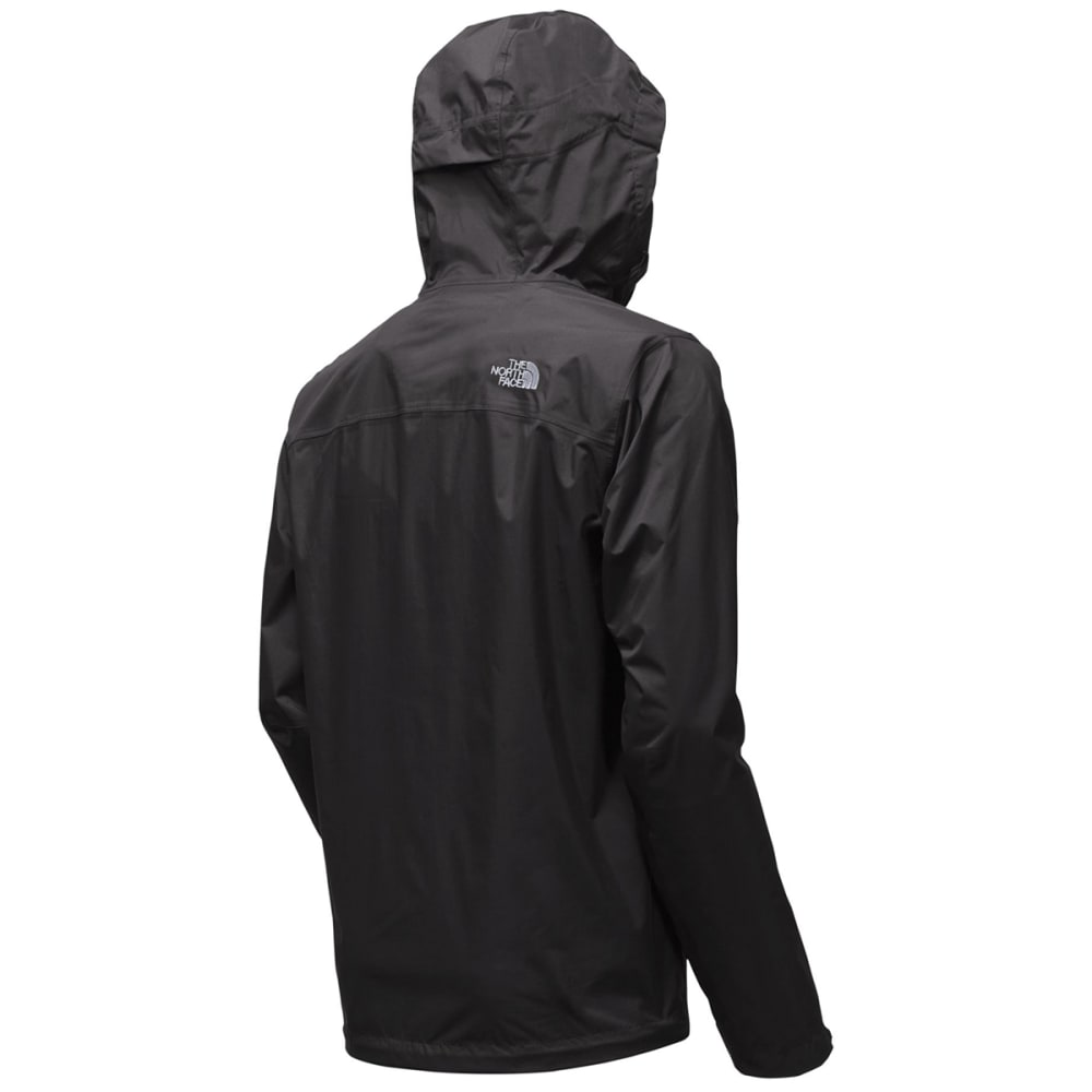 THE NORTH FACE Men's Venture 2 Jacket - KX7-TNF BLK/TNF BLK