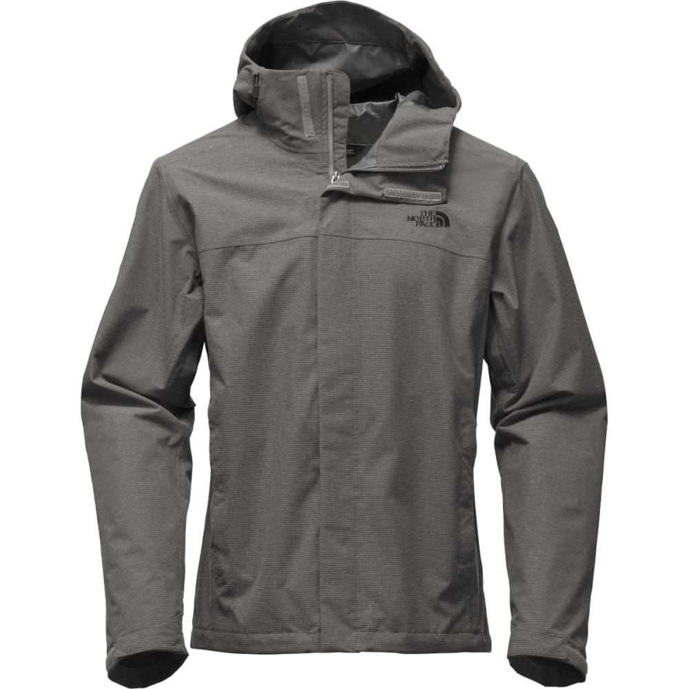 THE NORTH FACE Men's Venture 2 Jacket - SDN-MD GREY RPST HTR