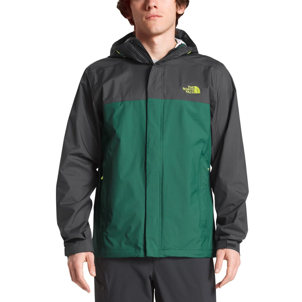 THE NORTH FACE Men's Venture 2 Jacket - 6WW ASPH GREY BOT GR