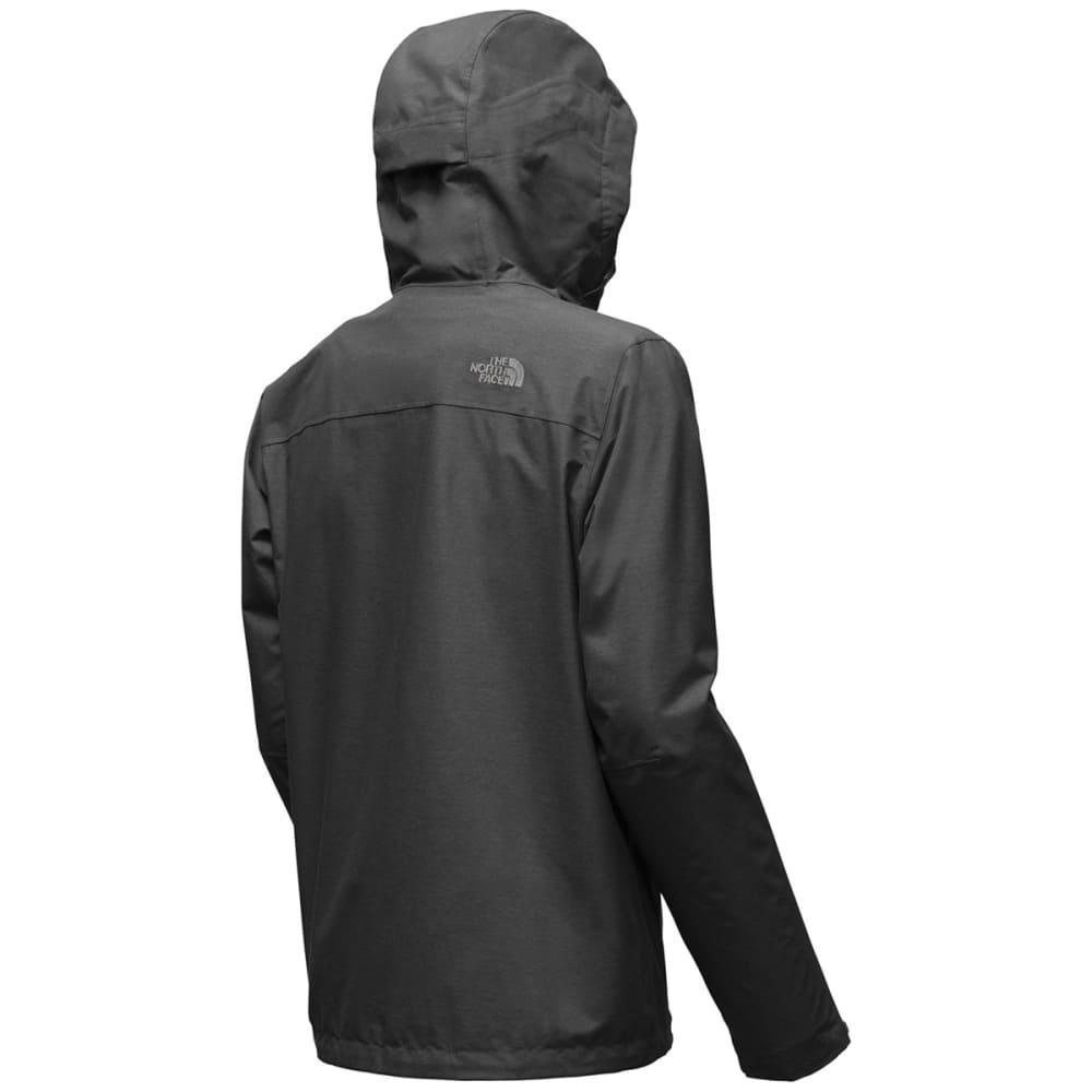 THE NORTH FACE Men's Venture 2 Jacket - GGZ-TNF DRK GRY HTHR