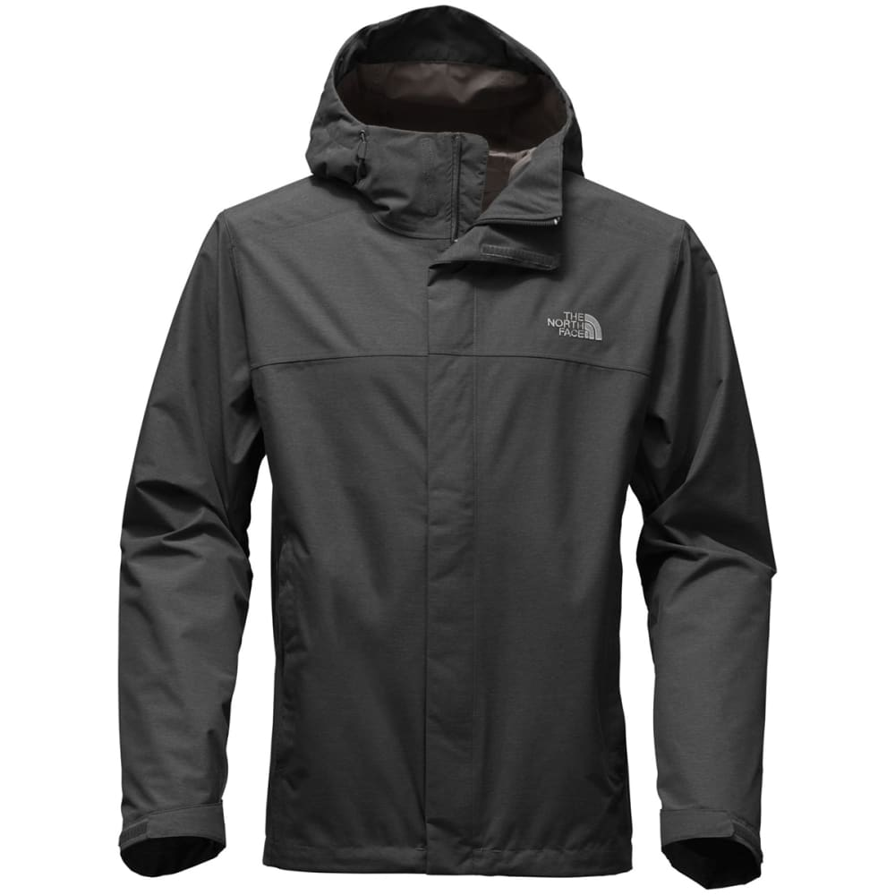 THE NORTH FACE Men's Venture 2 Jacket - GGZ-TNF DRK GRY HTHR