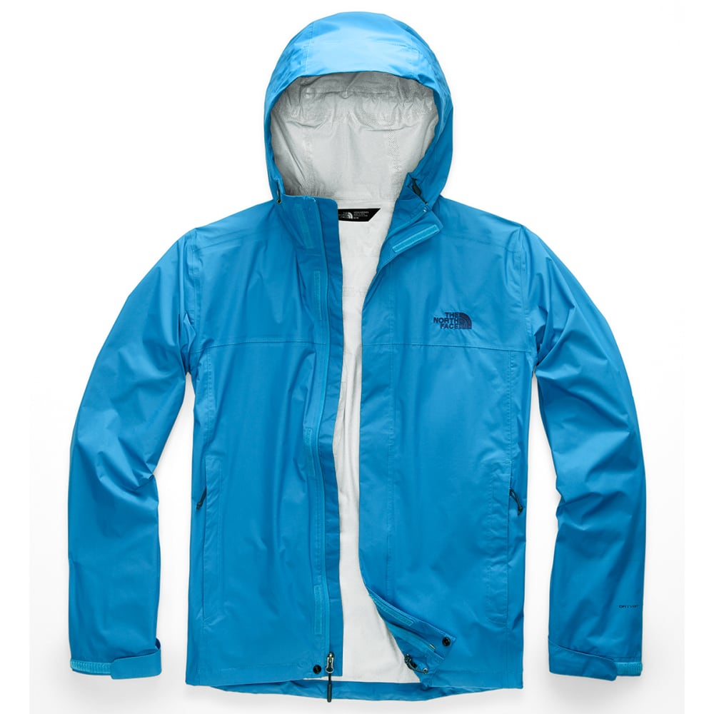 THE NORTH FACE Men's Venture 2 Jacket - BHO HERON BLUE
