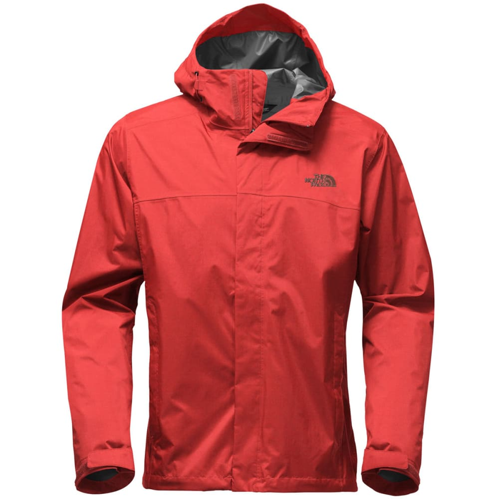 THE NORTH FACE Men's Venture 2 Jacket - 3AG-CARDINAL RED/CAR