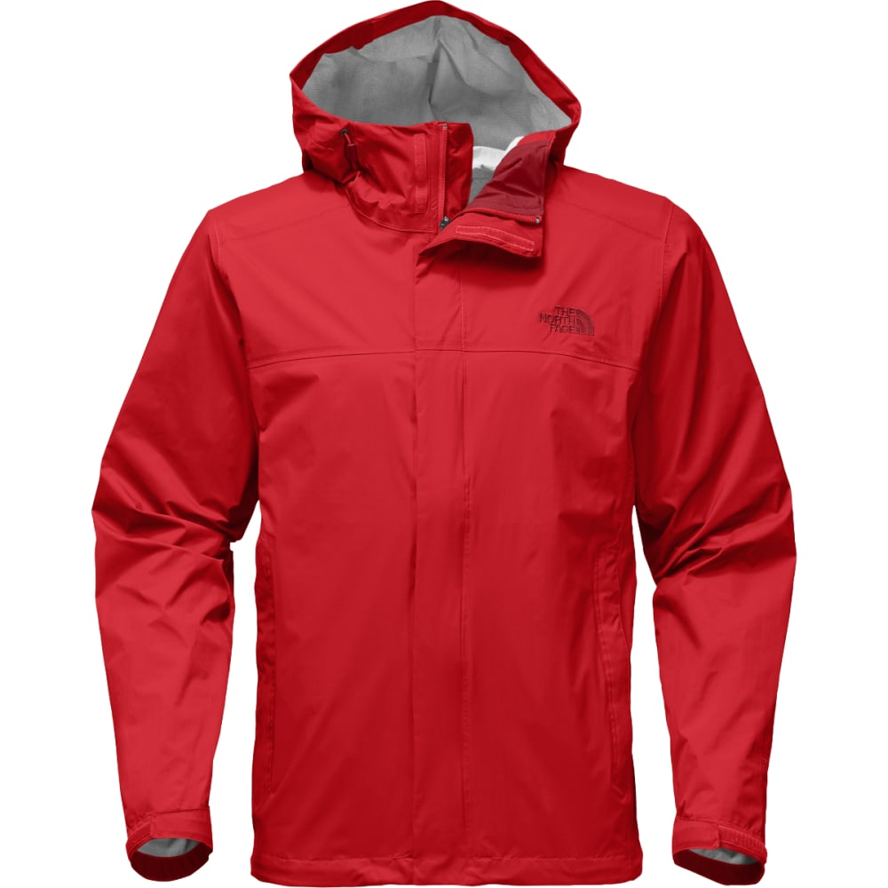 THE NORTH FACE Men's Venture 2 Jacket - SXA-HIGH RISK RED