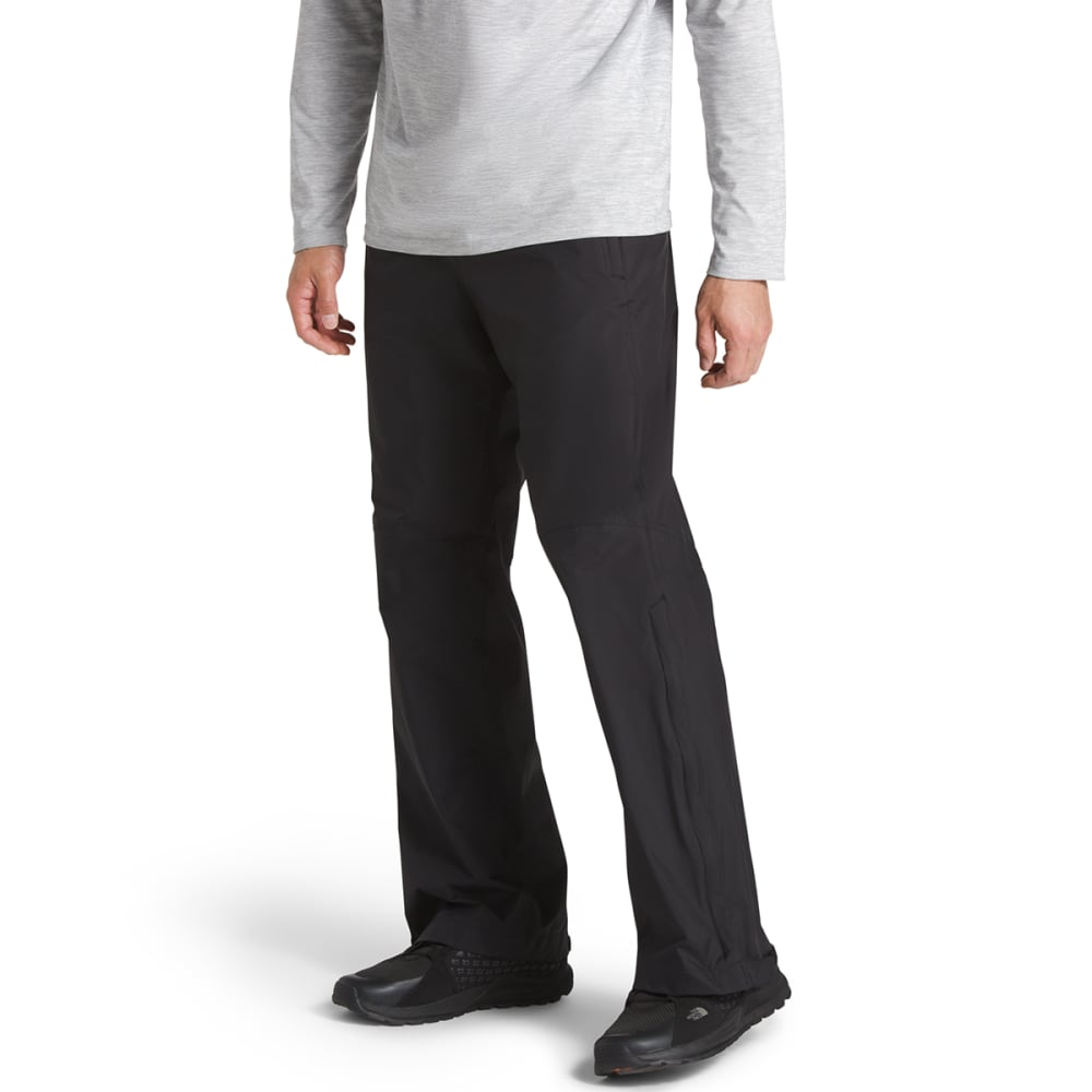 THE NORTH FACE Men's Venture 2  ½ Zip Pants - JK3-TNF BLACK