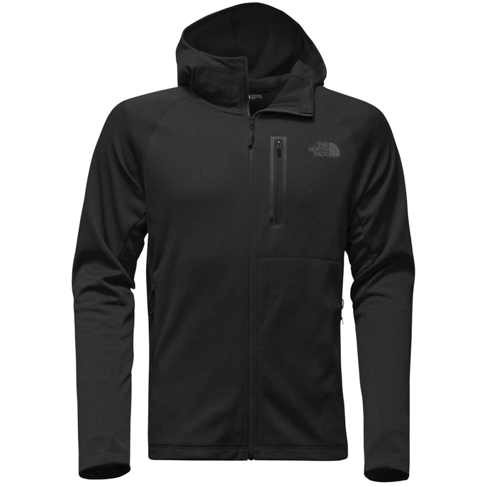 THE NORTH FACE Men's Canyonlands Hoodie - JK3-TNF BLACK