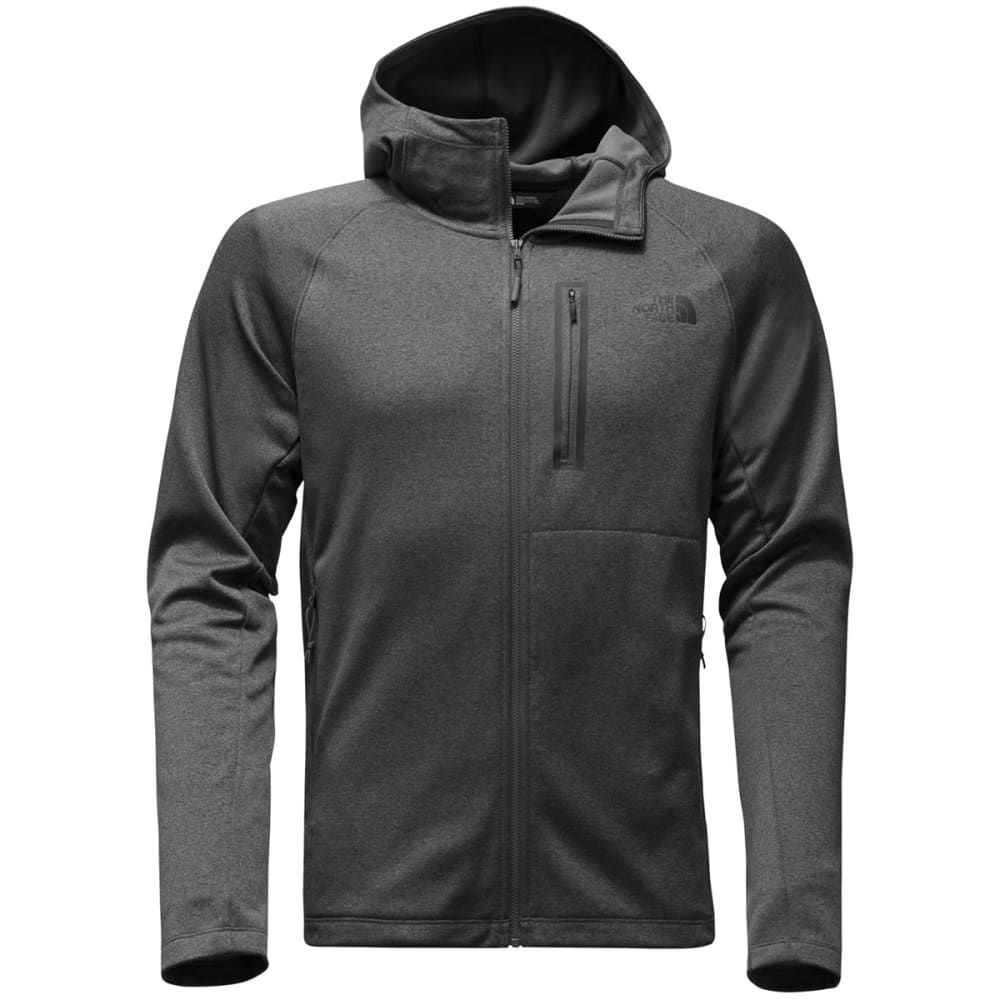 THE NORTH FACE Men's Canyonlands Hoodie - DYZ-TNF DRK GREY HTH