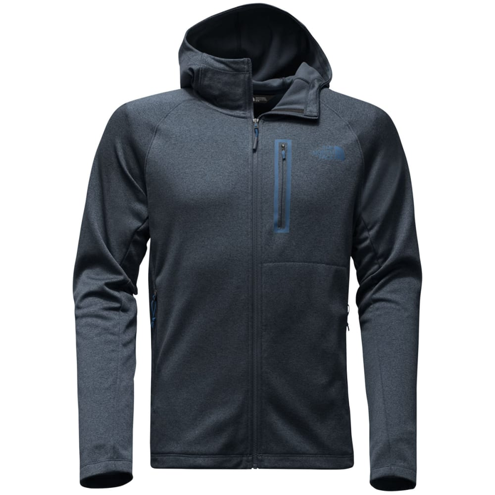 THE NORTH FACE Men's Canyonlands Hoodie - AVM-URBAN NAVY HTHR