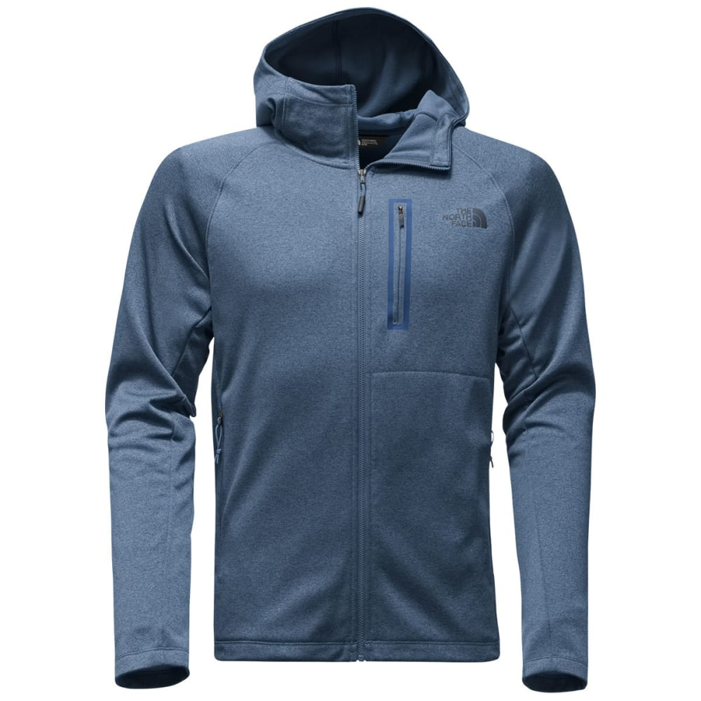 THE NORTH FACE Men's Canyonlands Hoodie - HKW-SHADY BLUE HTR