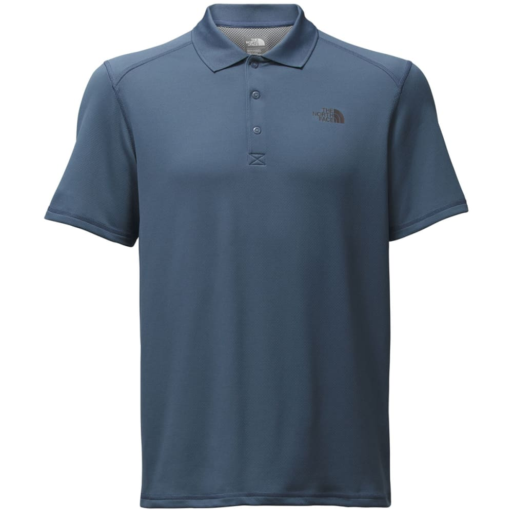 THE NORTH FACE Men's Short Sleeve Horizon Polo - HDC-SHADY BLUE