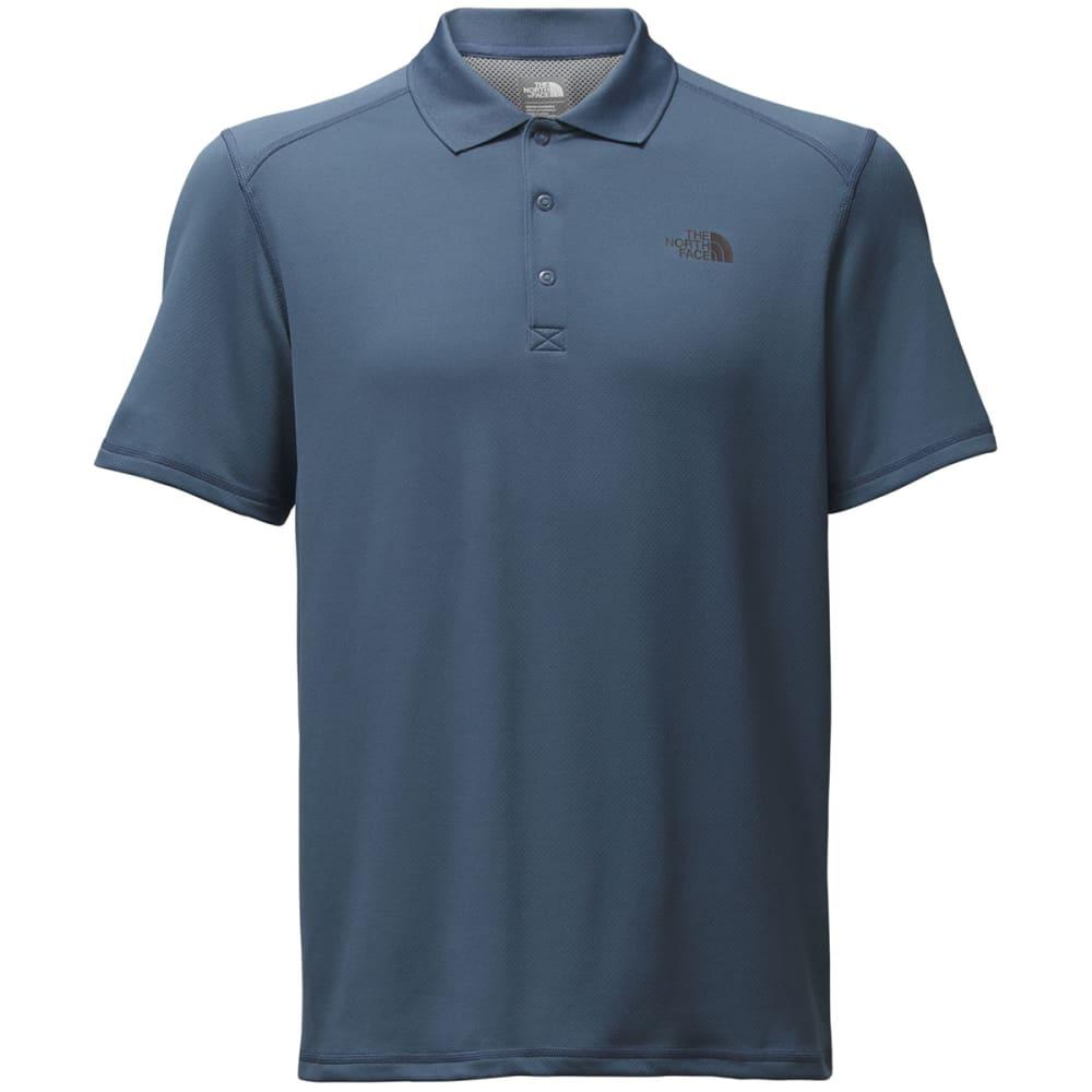 THE NORTH FACE Men's Short Sleeve Horizon Polo - HDC-SHADY BLUE