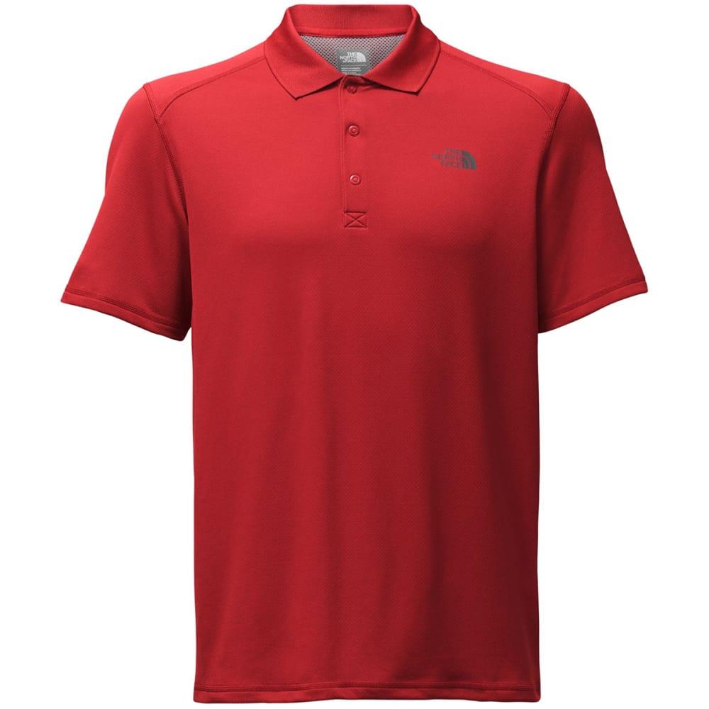 THE NORTH FACE Men's Short Sleeve Horizon Polo - 619-CARDINAL RED
