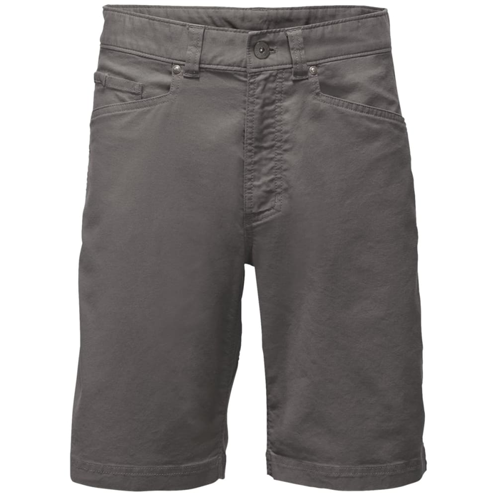 THE NORTH FACE Men's Relaxed Motion Campfire Shorts - 0C5-ASPHALT GREY