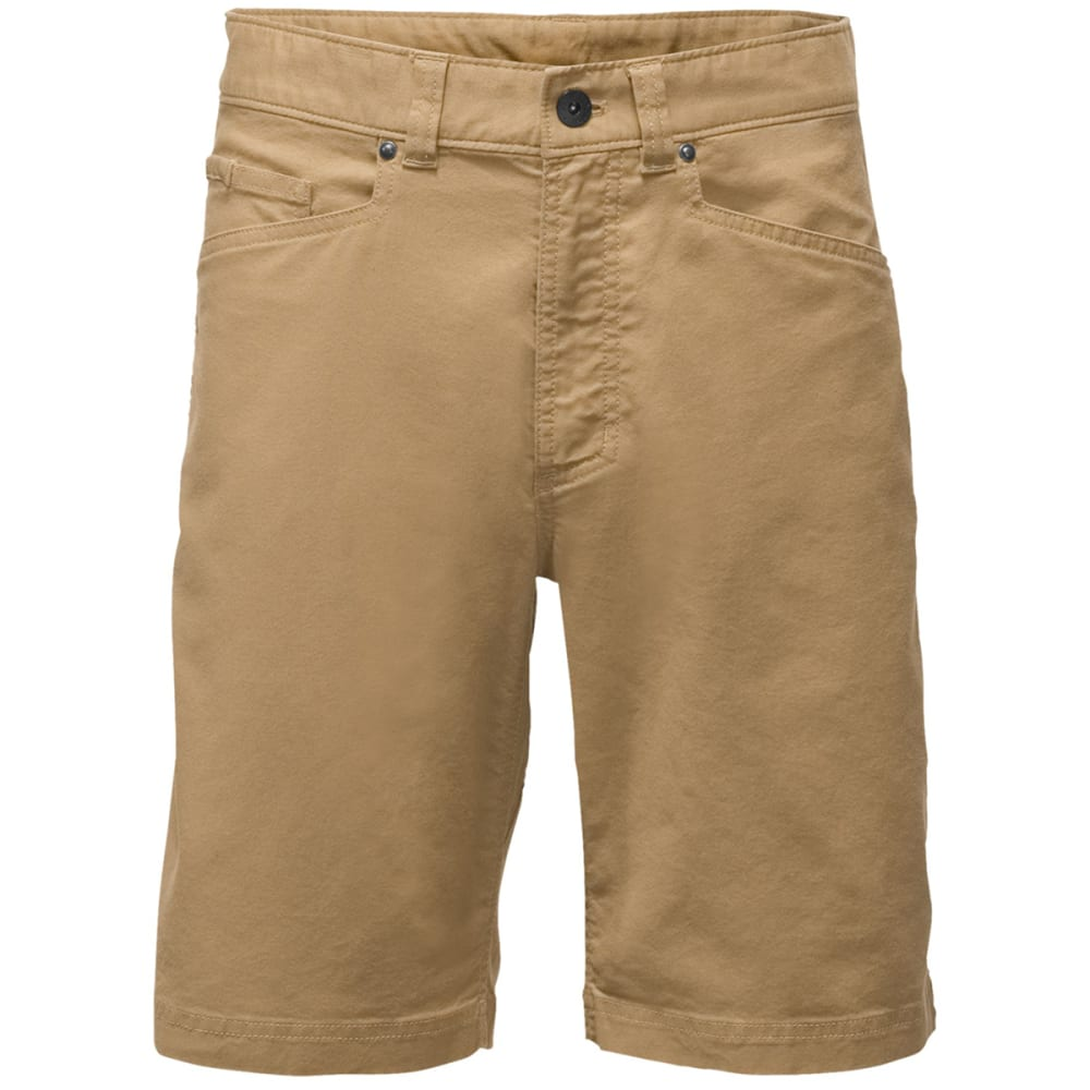 THE NORTH FACE Men's Relaxed Motion Campfire Shorts - PLX-KELP TAN