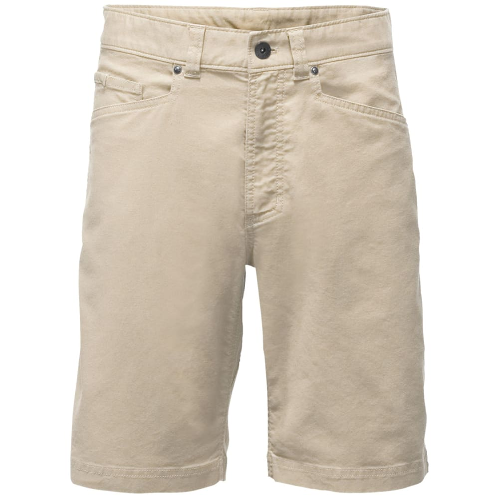 THE NORTH FACE Men's Relaxed Motion Campfire Shorts - PLW-GRANITE BLUFF TA
