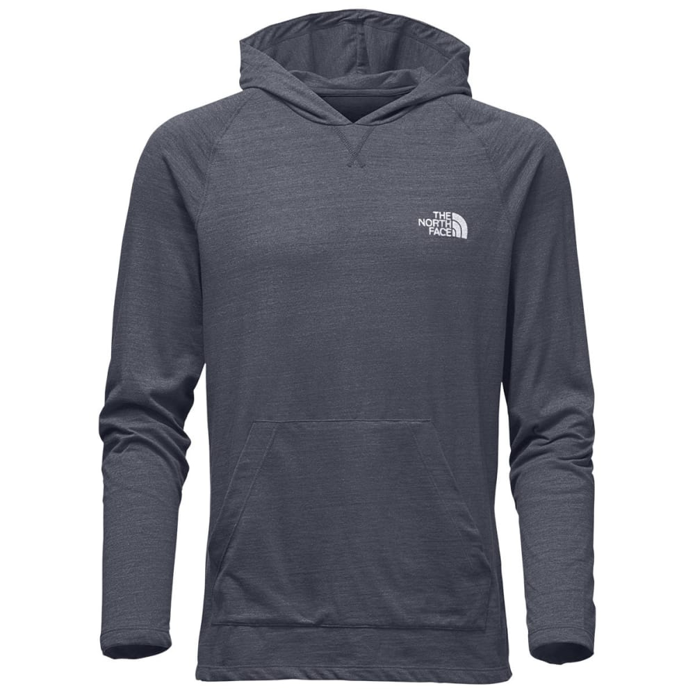 THE NORTH FACE Men's LFC Tri-Blend Pullover - GAZ-TNF MED GRY HTHR