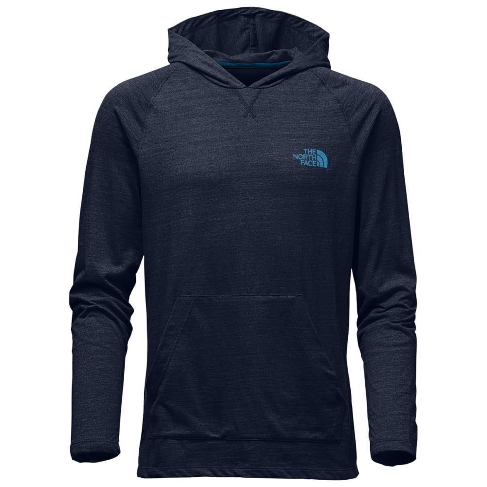 THE NORTH FACE Men's LFC Tri-Blend Pullover - UKY-URBAN NAVY HHTHR