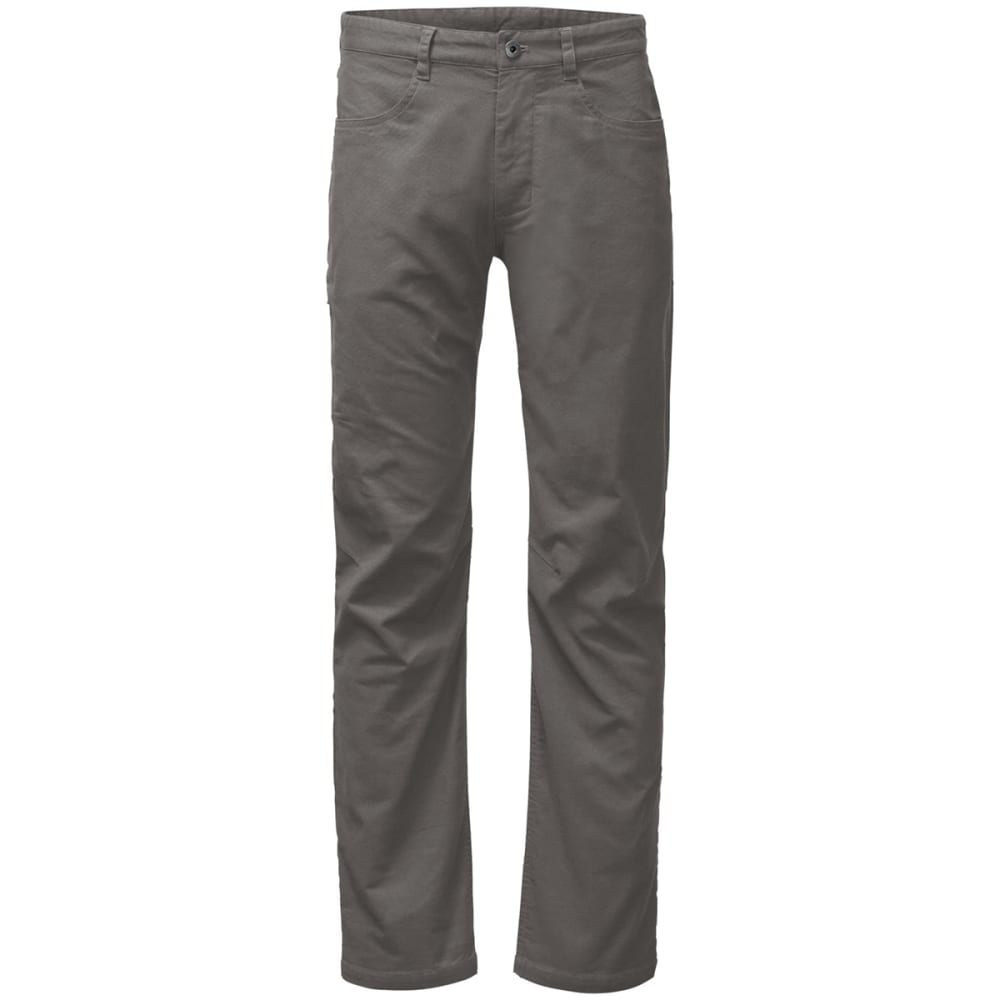 THE NORTH FACE Men's Relaxed Motion Pants - 0C5-ASPHALT GREY